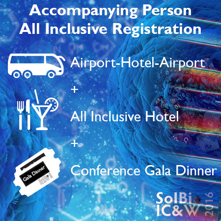 Accompanying Person All Inclusive Registration