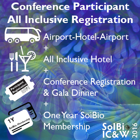 Conference Participant All Inclusive Registration